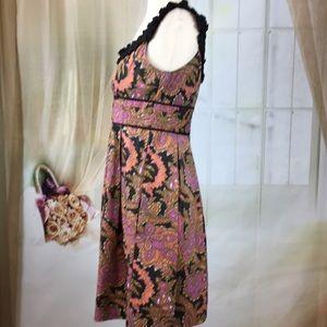 London Times Dresses - London Times Sleeveless Dress With Pockets